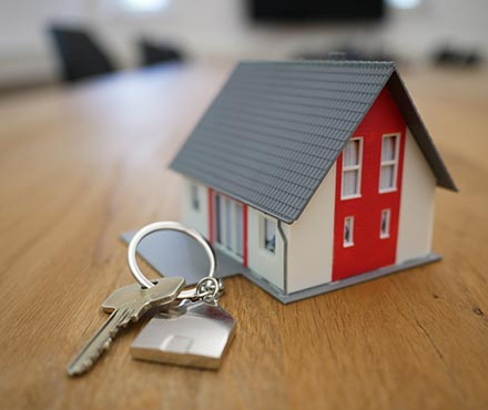 new home with keys property law specialists