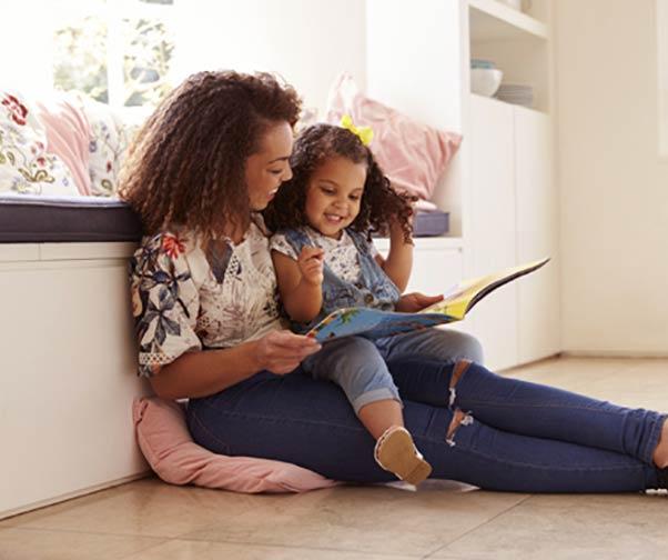 coronavirus co-parenting