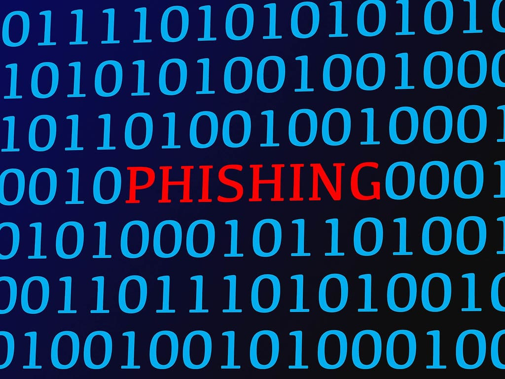email scams and phishing