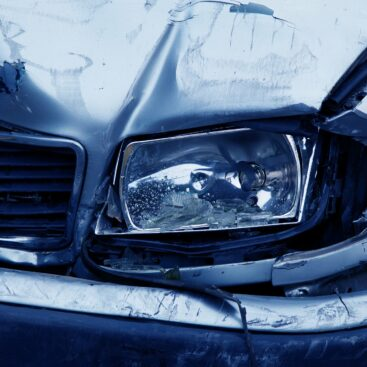 car accident case study