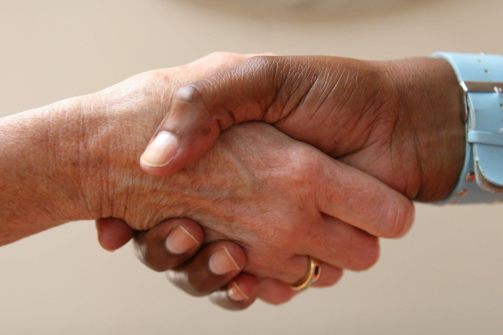 discretionary trusts handshake